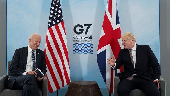 Cơ hội đắc nhân tâm của G7 - Ảnh 1.