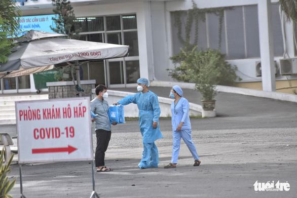 NÓNG: TP.HCM tạm phong tỏa Bệnh viện Bệnh nhiệt đới - Ảnh 3.