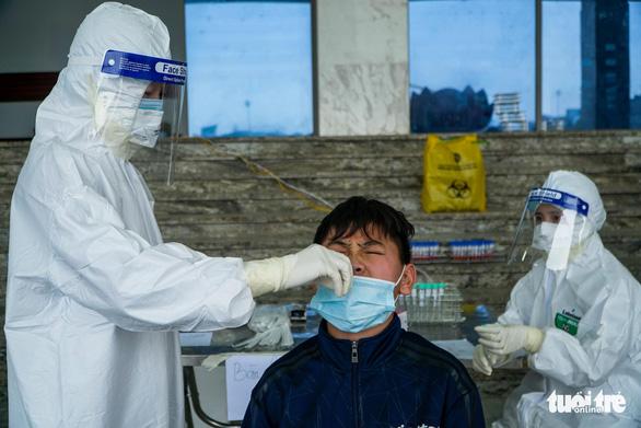 Một người ở Hà Nội lưu trú tại TP Việt Trì mắc COVID-19 - Ảnh 1.