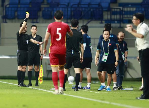Ông Park bị cấm chỉ đạo trận gặp UAE - Ảnh 2.