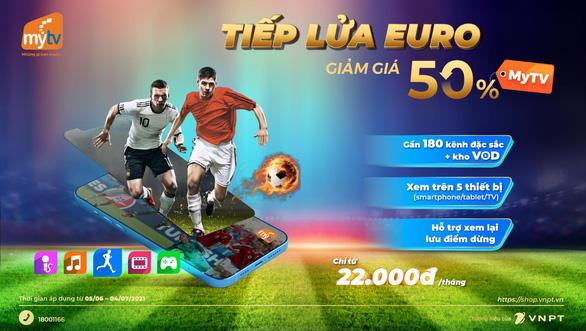 Cùng MyTV lăn theo trái bóng Uniforia của UEFA Euro 2020 - Ảnh 3.