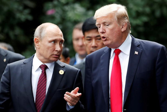 Ông Putin: Quan hệ Mỹ - Nga đang ở mức thấp nhất trong nhiều năm - Ảnh 2.