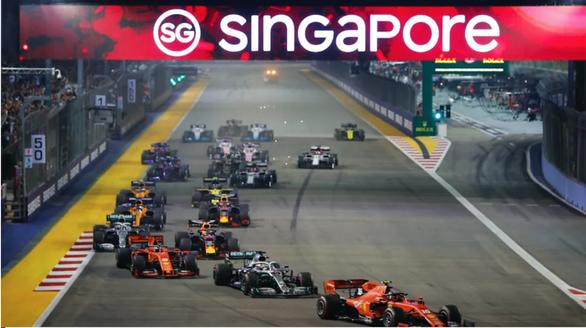 Giải đua xe Công thức 1 tại Singapore bị hủy năm thứ hai - Ảnh 1.