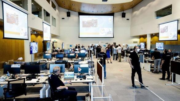 Europol thành lập Đội đặc nhiệm Euro 2020 tại The Hague - Ảnh 2.