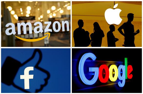 Mỹ trình 5 dự luật chống độc quyền nhắm vào các ông lớn công nghệ - Ảnh 1.