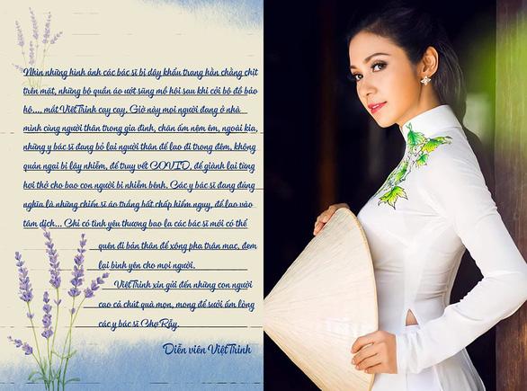 50 nghệ sĩ tham gia Sức mạnh Việt Nam, Việt Trinh ủng hộ Chợ Rẫy 260 triệu đồng - Ảnh 3.