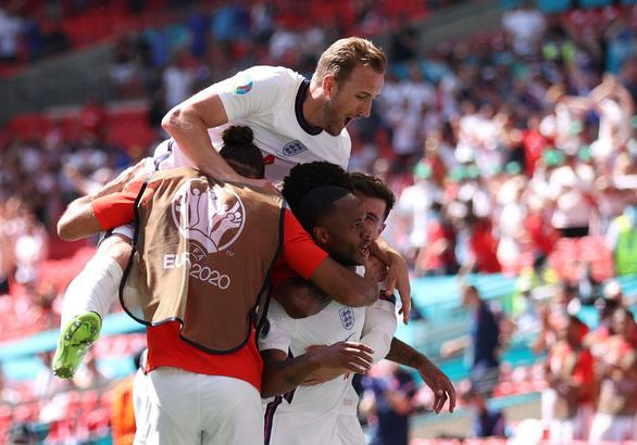 Tuyển Anh giành 3 điểm trước Croatia - Ảnh 1.