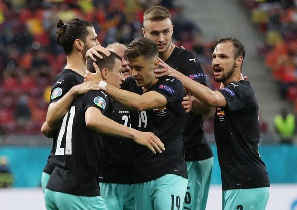 Áo có chiến thắng lịch sử ở VCK Euro - Ảnh 1.