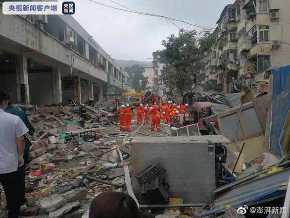 Nổ lớn ở Trung Quốc: 12 người chết, 138 người bị thương - Ảnh 4.