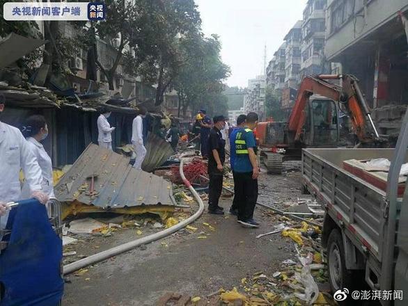 Nổ lớn ở Trung Quốc: 12 người chết, 138 người bị thương - Ảnh 5.