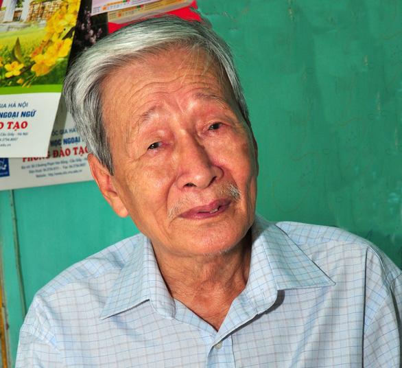 Tiễn biệt một người hiền: Nhà văn Nguyễn Xuân Khánh - Ảnh 1.