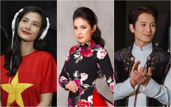 50 nghệ sĩ tham gia Sức mạnh Việt Nam, Việt Trinh ủng hộ Chợ Rẫy 260 triệu đồng - Ảnh 1.