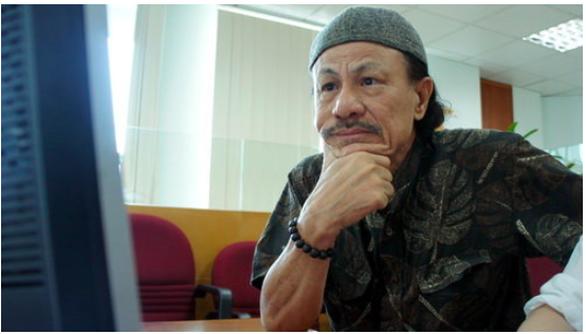 Đạo diễn Lê Cung Bắc tại Tuổi Trẻ Online năm 2011 - Ảnh: THANH ĐẠM