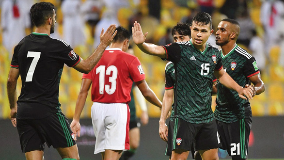 Chưa chiến thắng Việt Nam thì niềm vui của UAE vẫn chưa trọn vẹn - Ảnh 1.