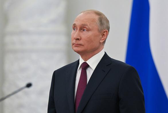 Tổng thống Putin chỉ ra phẩm chất của người kế nhiệm ông - Ảnh 1.