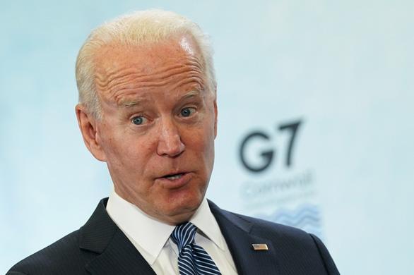 Ông Biden: Trung Quốc phải cho phép tiếp cận điều tra nguồn gốc COVID-19 - Ảnh 1.