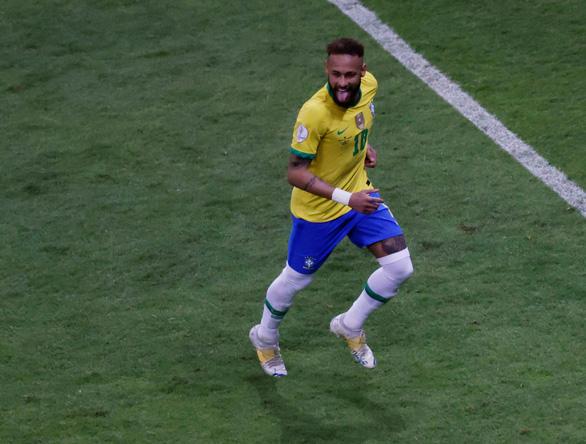 Neymar tỏa sáng, Brazil thắng đậm ở ngày khai mạc Copa America - Ảnh 1.