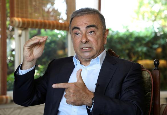 Cựu đặc nhiệm Mỹ cứu chủ tịch Nissan với giá 1,3 triệu USD - Ảnh 1.