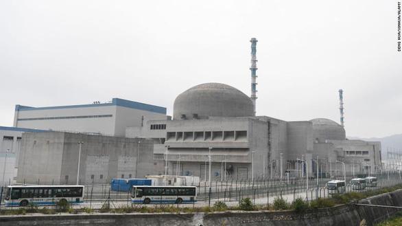 CNN: Có tin rò rỉ tại nhà máy điện hạt nhân ở Quảng Đông, Mỹ đang đánh giá - Ảnh 1.