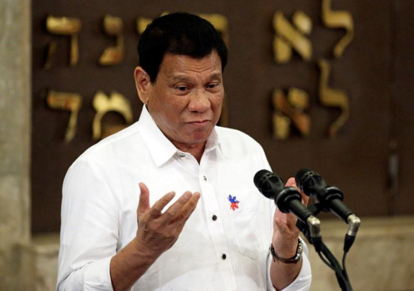 Tòa quốc tế yêu cầu điều tra cuộc chiến chống ma túy của ông Duterte - Ảnh 1.