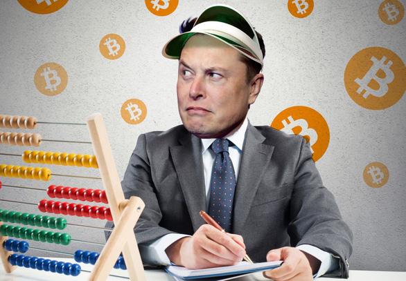 Tỉ phú Elon Musk nói sẽ chấp nhận lại bitcoin nếu nó 'sạch' hơn - Ảnh 1.