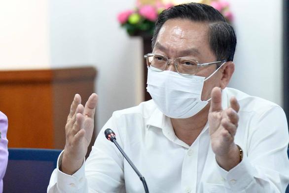 Các ca nhiễm tại Bệnh viện Bệnh nhiệt đới TP.HCM có lượng virus thấp nhờ tiêm vắc xin - Ảnh 1.