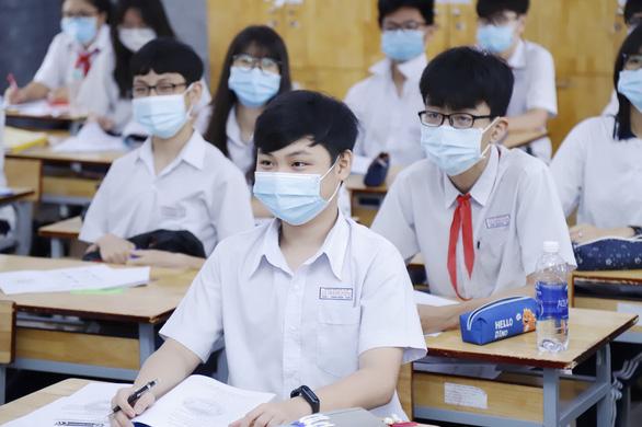 Tuyển sinh lớp 10 tại TP.HCM: Phương án nào khả thi? - Ảnh 1.