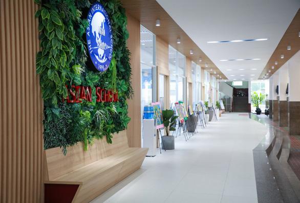 Asian School tiếp tục đầu tư cơ sở vật chất cho năm học mới - Ảnh 3.