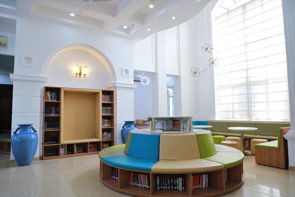 Asian School tiếp tục đầu tư cơ sở vật chất cho năm học mới - Ảnh 4.