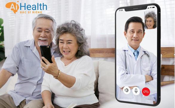 Startup tìm bác sĩ riêng của Việt Nam nhận vốn đầu tư từ Singapore - Ảnh 1.