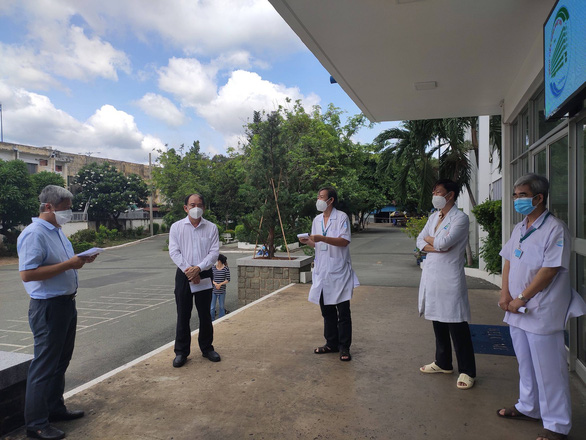 Giám đốc Bệnh viện Bệnh nhiệt đới TP.HCM: Điều tôi lo lắng nhất rất may đã không xảy ra - Ảnh 2.