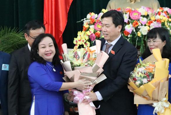 Phú Yên bầu lãnh đạo HĐND và UBND tỉnh nhiệm kỳ 2021-2026 - Ảnh 2.
