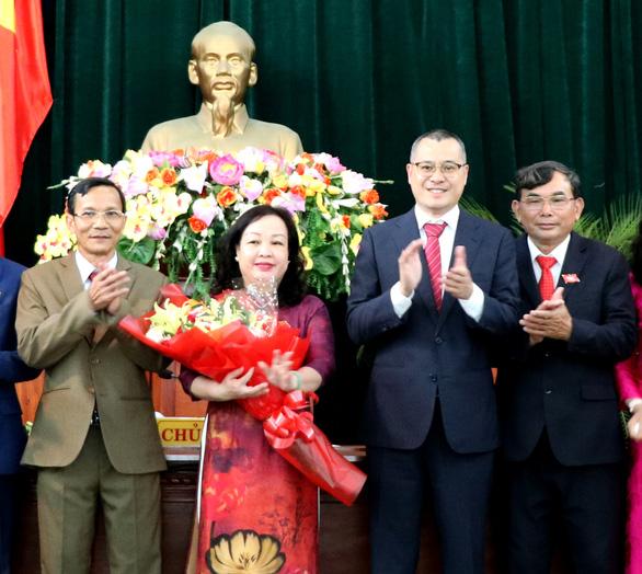 Phú Yên bầu lãnh đạo HĐND và UBND tỉnh nhiệm kỳ 2021-2026 - Ảnh 1.