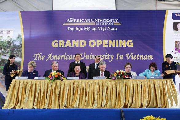 Trường quốc tế Hoa Kỳ APU nhận chứng nhận từ COGNIA - Ảnh 4.