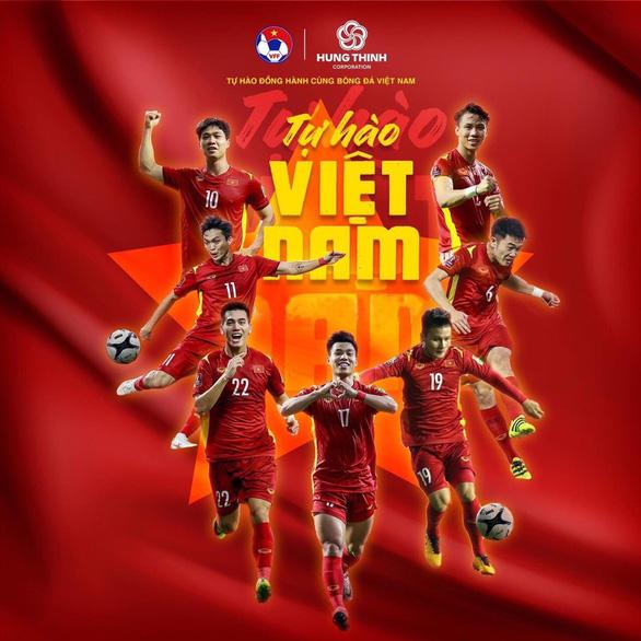 Hưng Thịnh thưởng 2 tỉ nếu tuyển Việt Nam nhất bảng G - Ảnh 1.