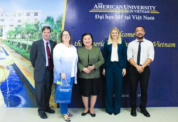 Trường quốc tế Hoa Kỳ APU nhận chứng nhận từ COGNIA - Ảnh 3.