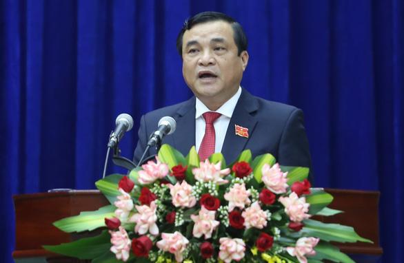 Ông Phan Việt Cường tái đắc cử chủ tịch HĐND tỉnh Quảng Nam - Ảnh 1.