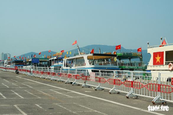 Đà Nẵng nâng cấp bến cảng, đầu tư tàu du lịch đường sông - Ảnh 1.