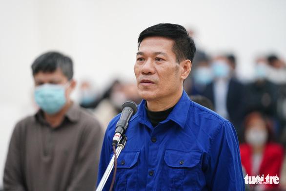 Cựu giám đốc CDC Hà Nội kháng cáo xin giảm nhẹ hình phạt - Ảnh 1.