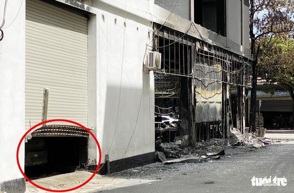 Vụ cháy phòng trà làm 6 người tử vong: Có thể do chập điện - Ảnh 3.
