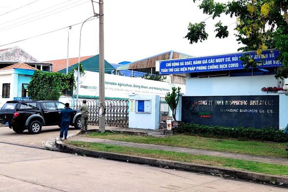 Phong tỏa tạm thời doanh nghiệp vì trưởng bộ phận bán hàng dương tính SARS-CoV-2 - Ảnh 1.