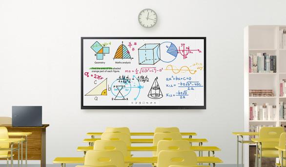 Samsung Flip 3 đáp ứng xu hướng ứng dụng công nghệ trong giáo dục - Ảnh 3.