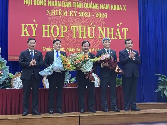 Ông Lê Trí Thanh tái đắc cử chủ tịch UBND tỉnh Quảng Nam - Ảnh 2.