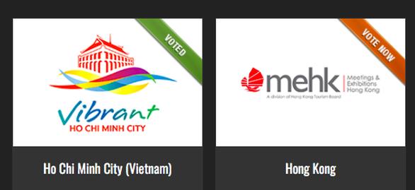 TP.HCM được đề cử Điểm đến du lịch MICE tốt nhất châu Á 2021 - Ảnh 3.