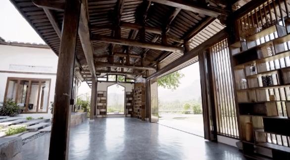 Bỏ phố về quê, đôi vợ chồng Trung Quốc cải tạo ngôi nhà đẹp như tranh - Ảnh 6.
