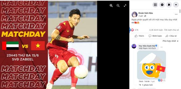 Các tuyển thủ Việt Nam trước giờ G: Chiến thôi - Ảnh 1.