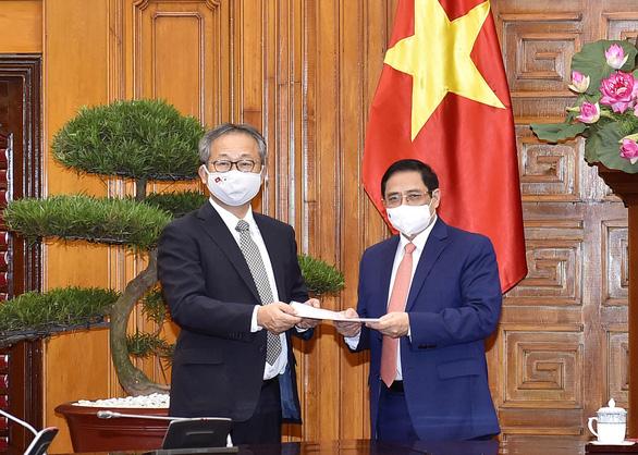 Nhật Bản tặng Việt Nam 1 triệu liều vắc xin COVID-19 - Ảnh 2.
