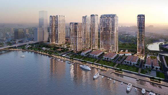 Grand Marina xác lập phân khúc bất động sản hàng hiệu tại Việt Nam - Ảnh 1.