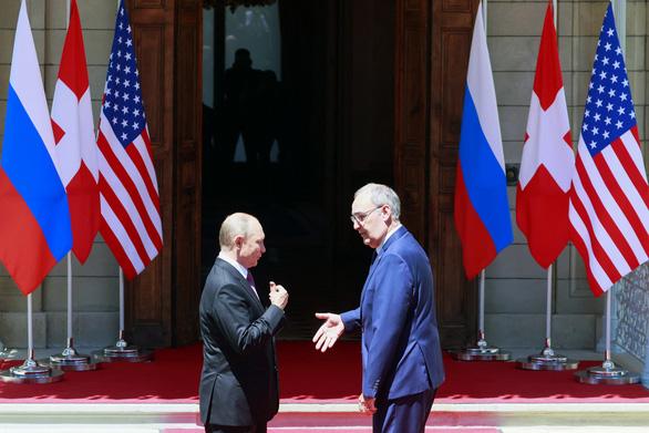 Quan chức Nhà Trắng: Họp song phương nhóm lớn Mỹ - Nga bể dĩa - Ảnh 3.
