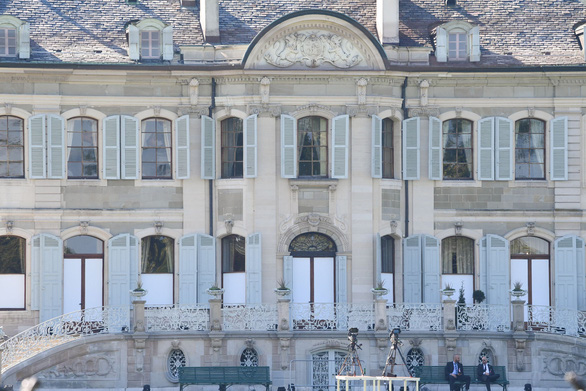 محاصره در ژنو در پیش بینی بایدن - اجلاس پوتین - عکس 4.